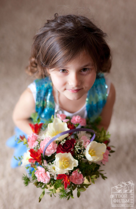 Детские фотосессии в Днепропетровске