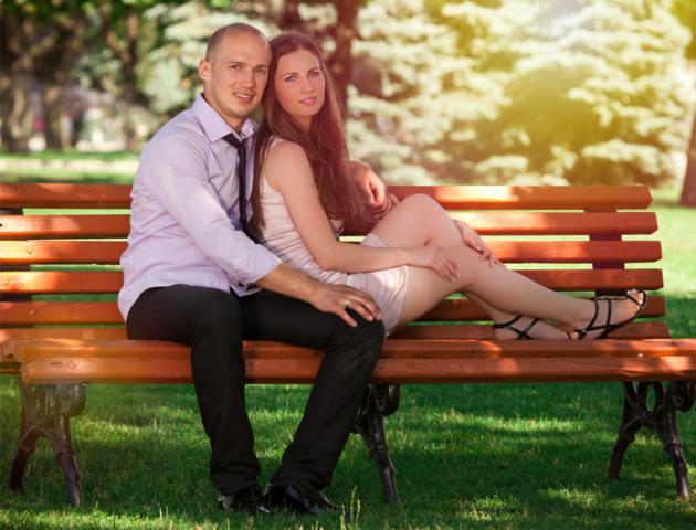 Фотосъемка Love Story в Днепропетровске