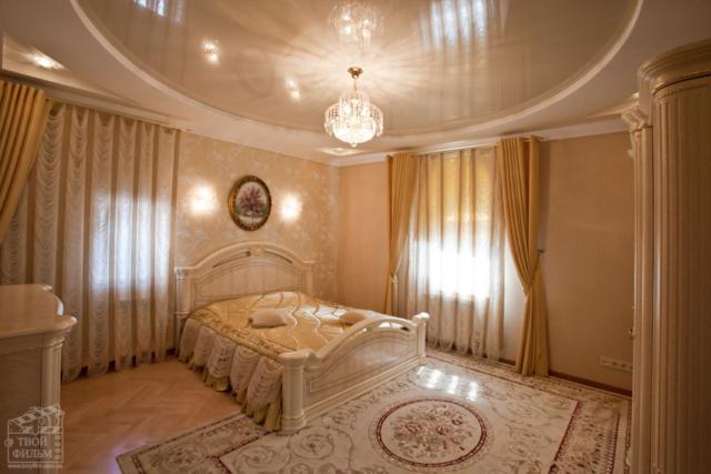 Фотография интерьеров примеры работ: спальня