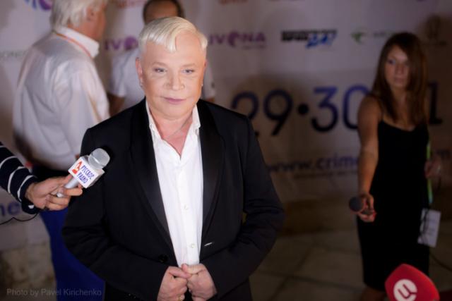 Фотосъемка эдиториал Кримеа мьюзик фест 2012