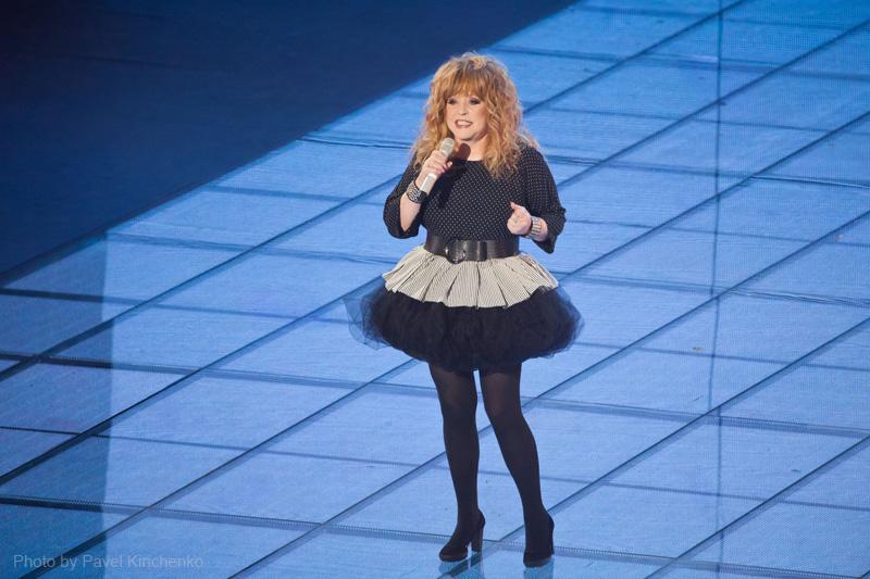 Фотосъемка концертов: Алла Борисовна