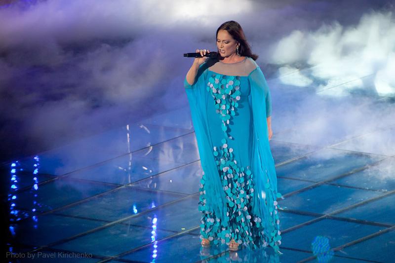Фотосъемка мероприятий и концертов: София Ротару