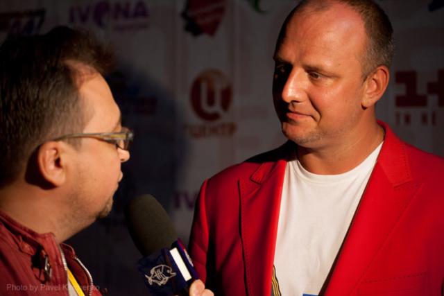 Фотосъемка фешн мероприятий: Потап на Crimea music fest 2012