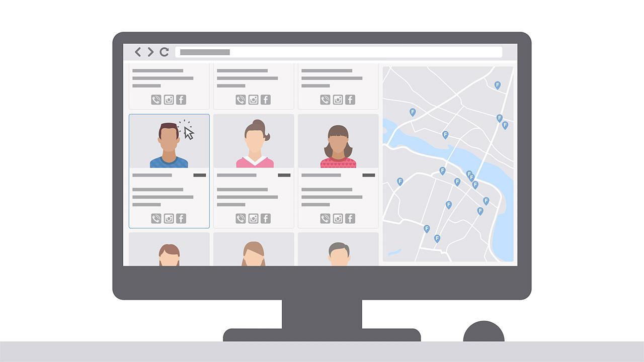 2Д графика для серии видеороликов FitUnion | Видео продакшн